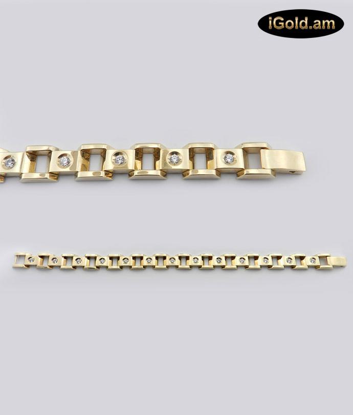 Ոսկյա տղամարդու թևնոց կոդ 151-587 voskya txamardu tevnoc kod 151-587