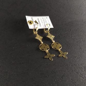 Ոսկյա կանացի օղեր - 2.6 - կոդ 152-060 voskya kanaci oxer - 2.6