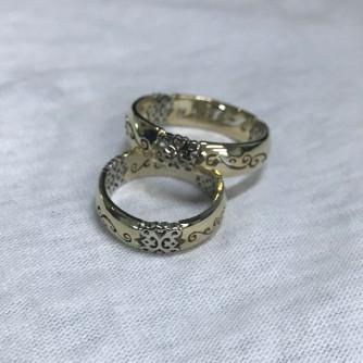 ամուսնական մատանիներ կանացի, տղամարդու - 7 - ԿՈԴ 152-487 amusnakan mataniner kanaci, txamardu - 7