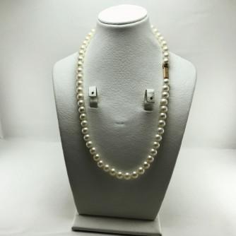 Ոսկյա, կանացի էքսքլյուզիվ զարդեր մարգարիտով կոդ 151-870 voskya, kanaci eqsqlyuziv zarder margaritov kod 151-870
