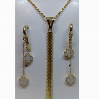 կանացի հավաքածու ՝ պատրաստված ոսկյա և Այլ ԿՈԴ 152-819 kanaci havaqacu ՝ patrastvac voskya ev Ayl KOD 152-819
