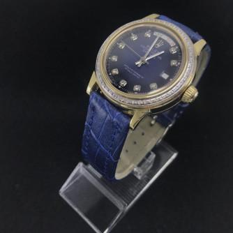 Ոսկյա կանացի, տղամարդու ժամացույց ադամանդով - 8 - կոդ 151-941 voskya kanaci, txamardu jamacuyc adamandov - 8