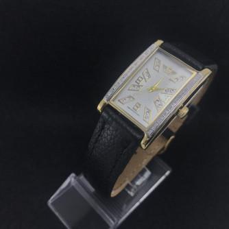 Ոսկյա կանացի, տղամարդու ժամացույց ադամանդով - 6 - կոդ 151-953 voskya kanaci, txamardu jamacuyc adamandov - 6
