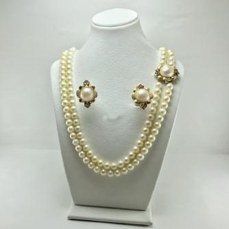 Ոսկյա, կանացի էքսքլյուզիվ զարդեր մարգարիտով կոդ 151-869 voskya, kanaci eqsqlyuziv zarder margaritov kod 151-869
